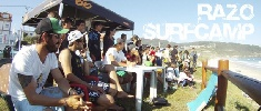 Surfinn Razo Surf Camp Deportes de aventura Surfinn Razo Surf Camp