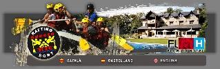 Rafting Sort Rubber River Deportes de aventura Rafting Sort Rubber River