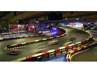 Indoor karting barcelona deportes de aventura en sant feliu de llobregat barcelona - Temperatura sant feliu de llobregat ...