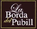 Excursiones Lleida - La Borda del Pubill