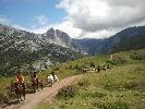 Aravalle Centro Ecuestre - Rutas en caballo en Potes - Cantabria