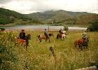 Actividades de aventura Catalu�a - Cavalls Wakan