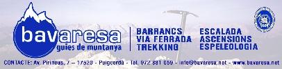 Actividades de aventura Catalu�a - BAVARESA Guies de la Cerdanya