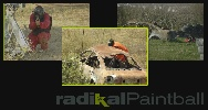 Actividades de aventura Catalu�a - Radikal paintball