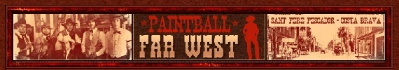 Actividades de aventura Catalu�a - Paintball Far West