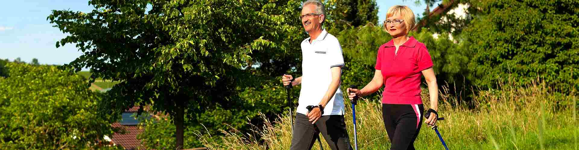 Nordic walking en Valencia