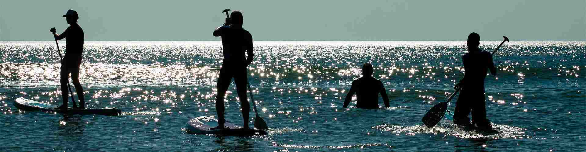 Paddle surf en Papatrigo