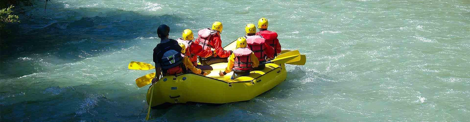 rafting en centrosdeportes de Boi