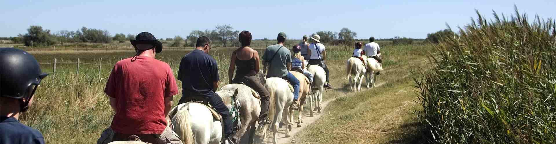 rutas a caballo en centrosdeportes de Gaceta