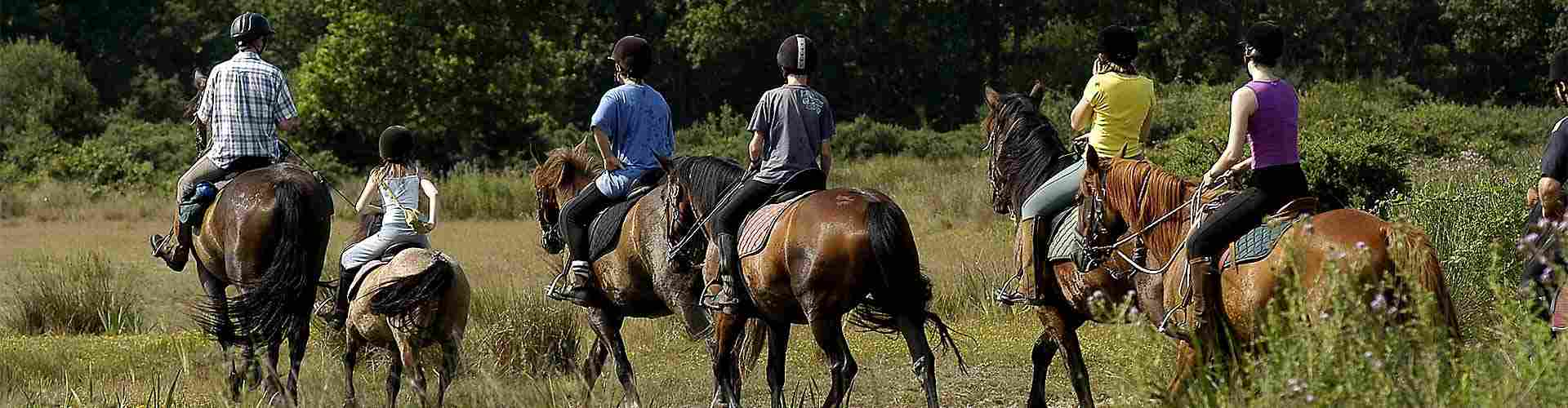 rutas en caballo en centrosdeportes de Alpedrete