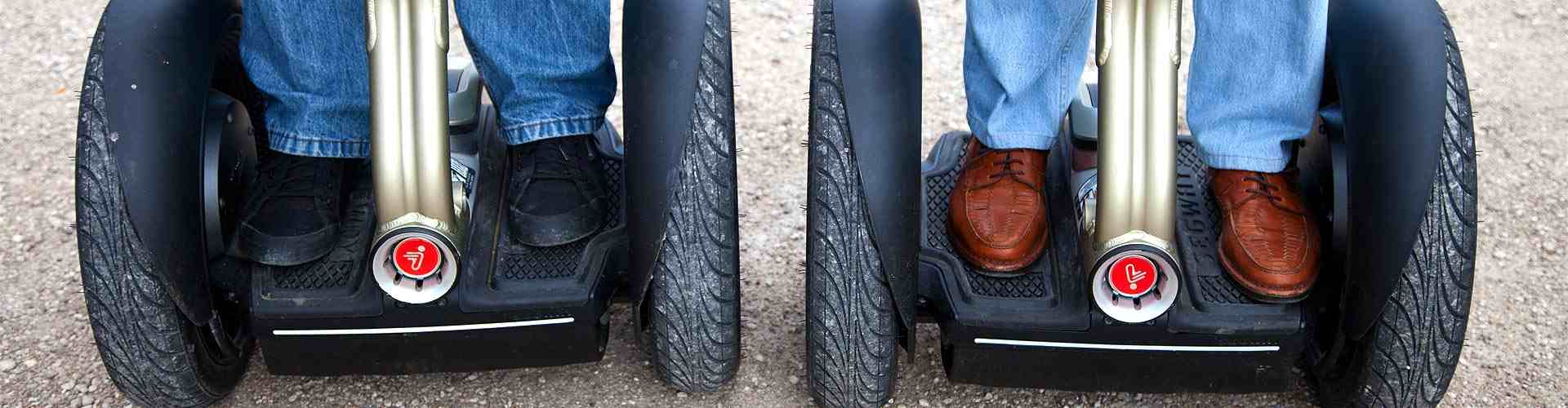 Segway en Los Beatos