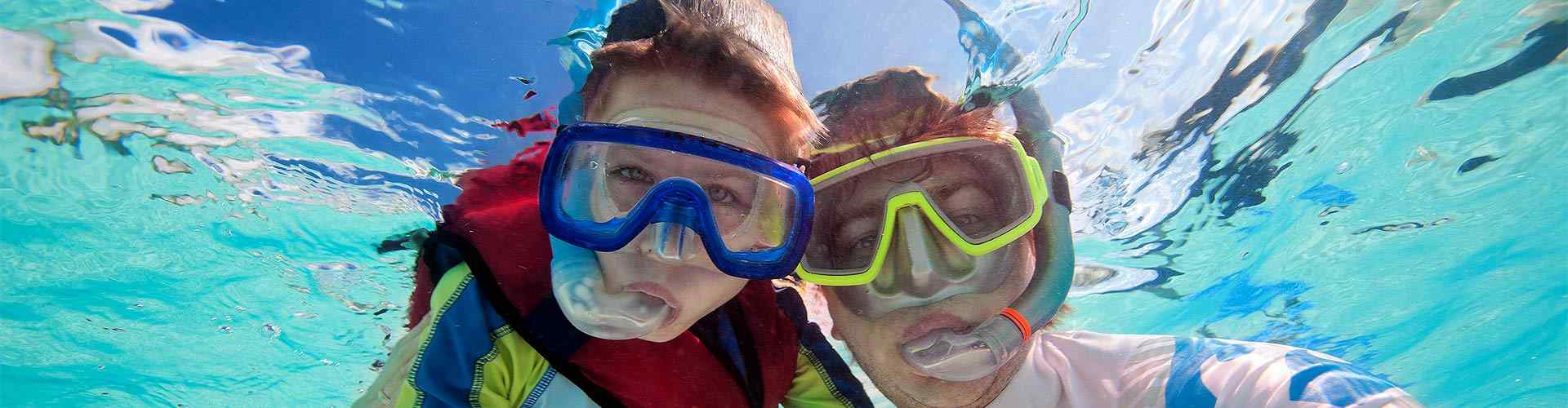 Snorkel en Los Beatos