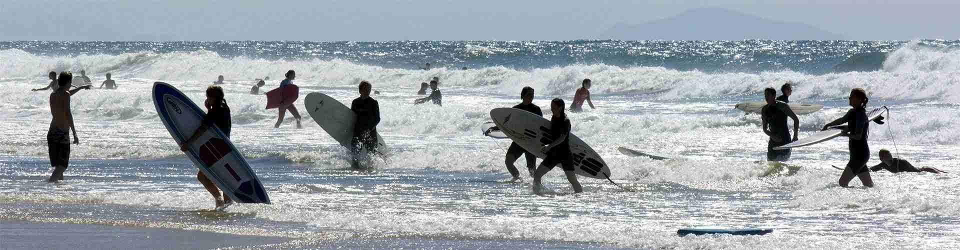 surf en centrosdeportes de Castelldefels