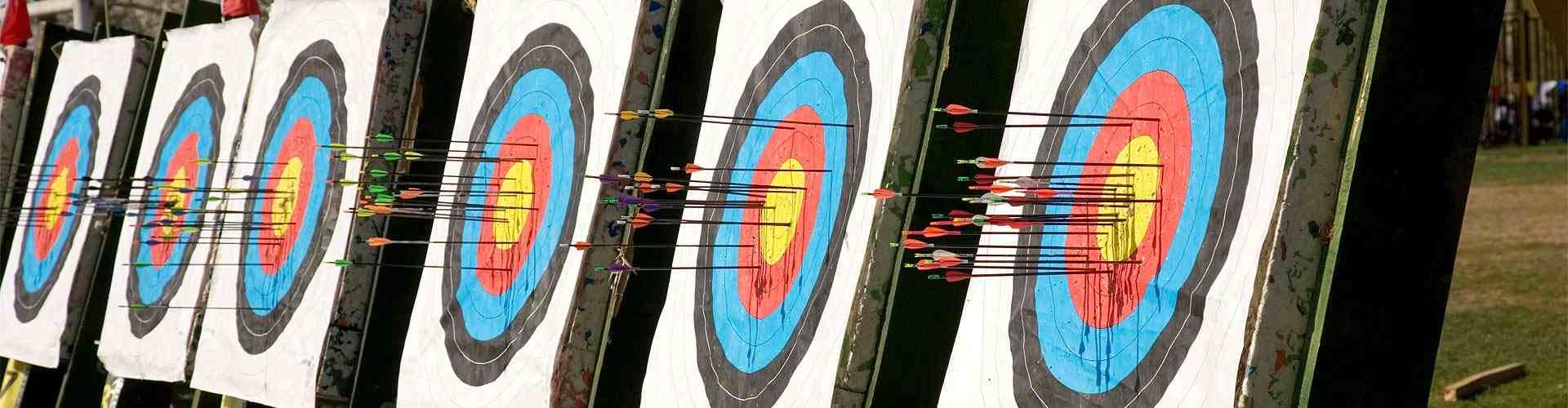 tiro con arco en centrosdeportes de Penáguila