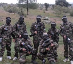 Paintball en