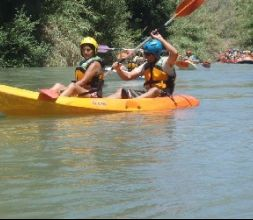 Kayak doble