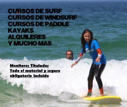 Empresa Geckos Surf and Sup