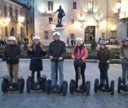 Empresa Segway Tour Madrid. EnSegway