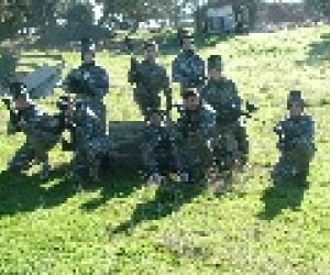 Empresa Paintball Casar