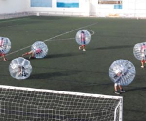 Bubble Football Marina Alta Empresa Bubble Football Marina Alta