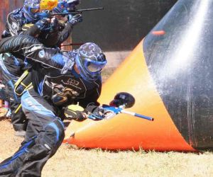 Empresa Iberika Paintball Madrid
